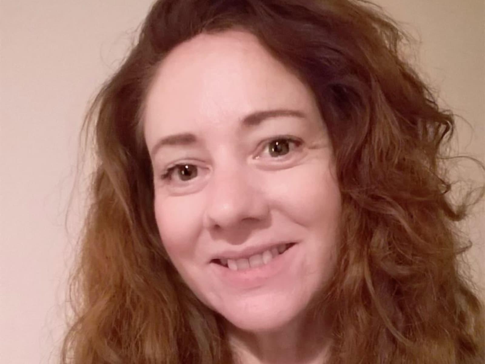 Andrea from Frinton-on-Sea, United Kingdom