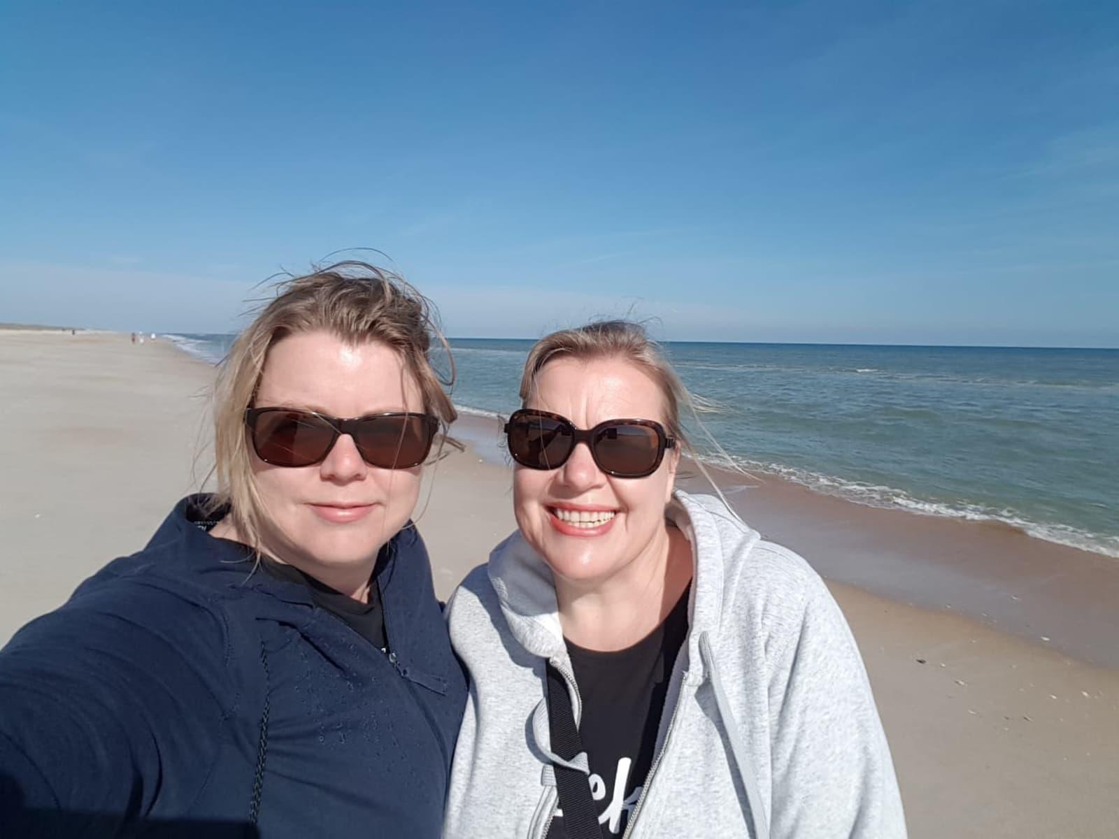 Janet & Monique from Sinderen, Netherlands