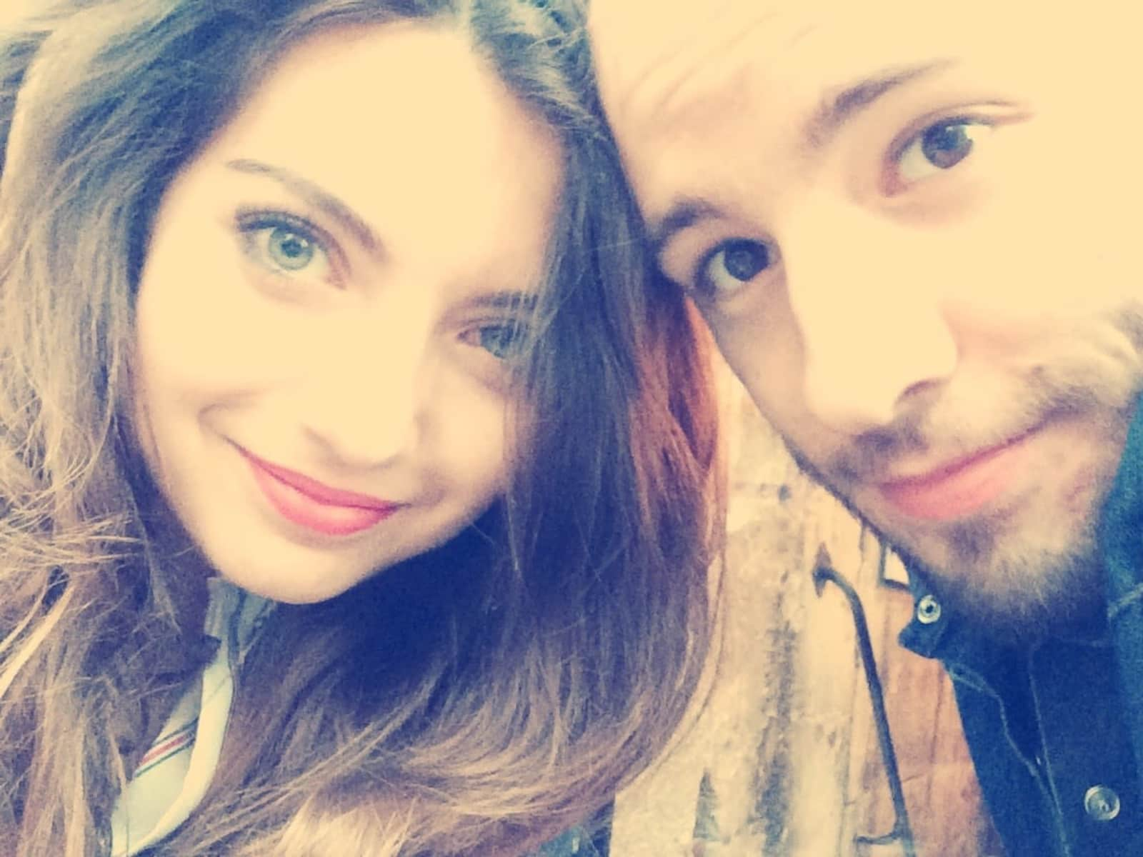 Carla & Thierry from Paris, France