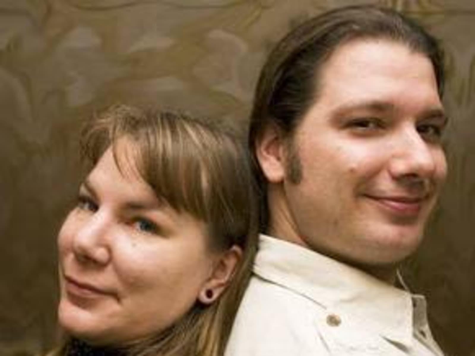 Thomas & Tanja from Hannover, Germany