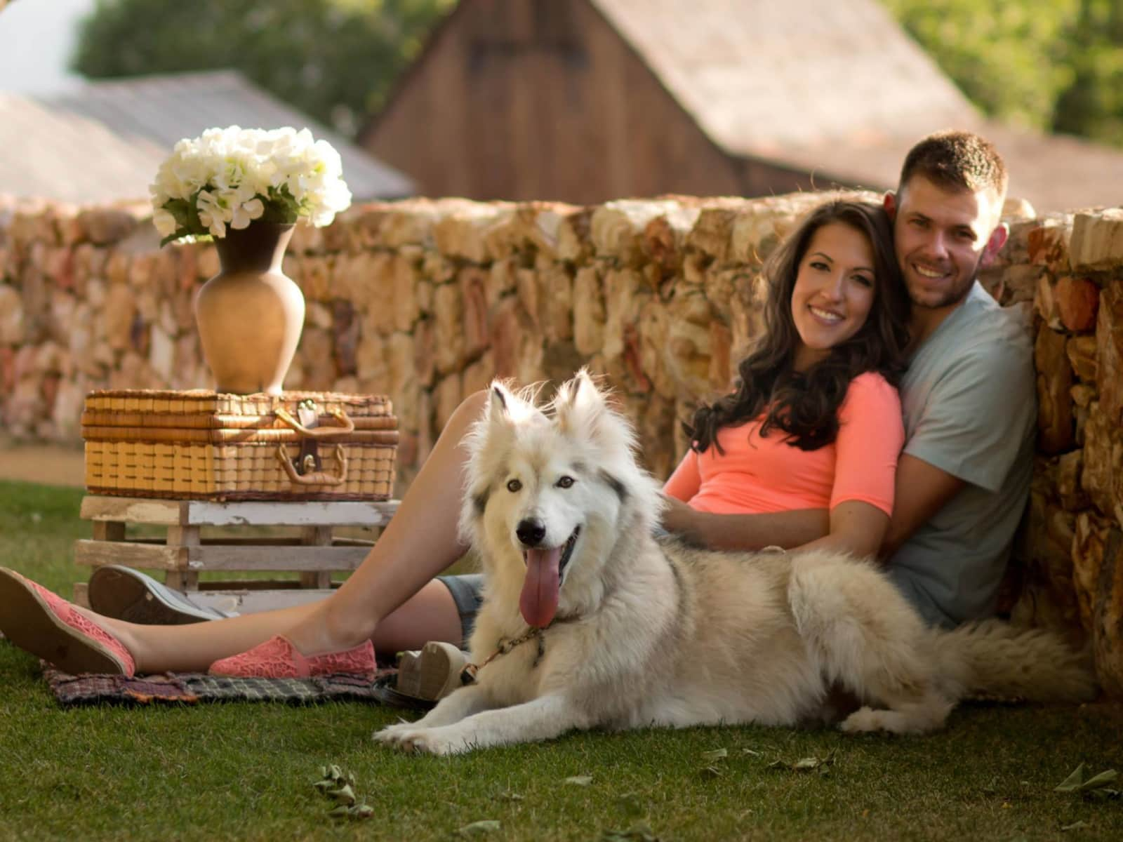 Meagan & Trevor from South Ogden, Utah, United States