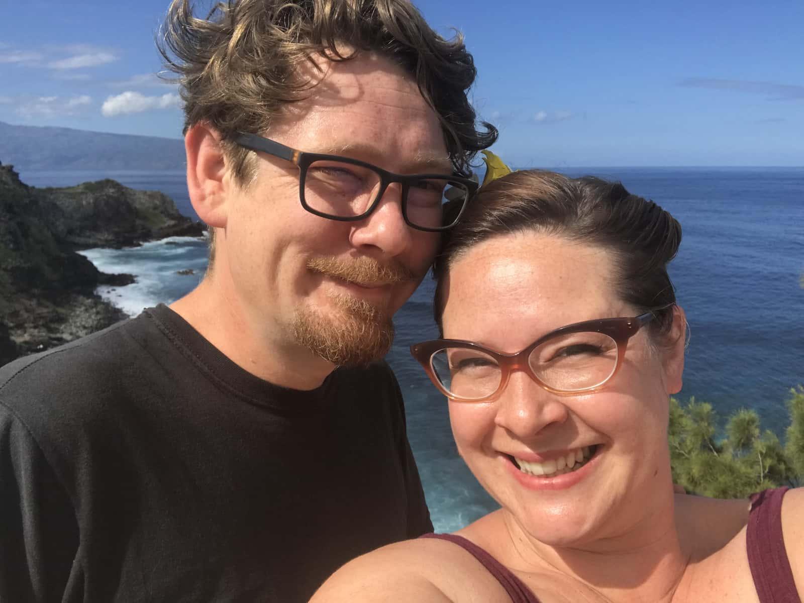 Amanda & James from Seattle, Washington, United States