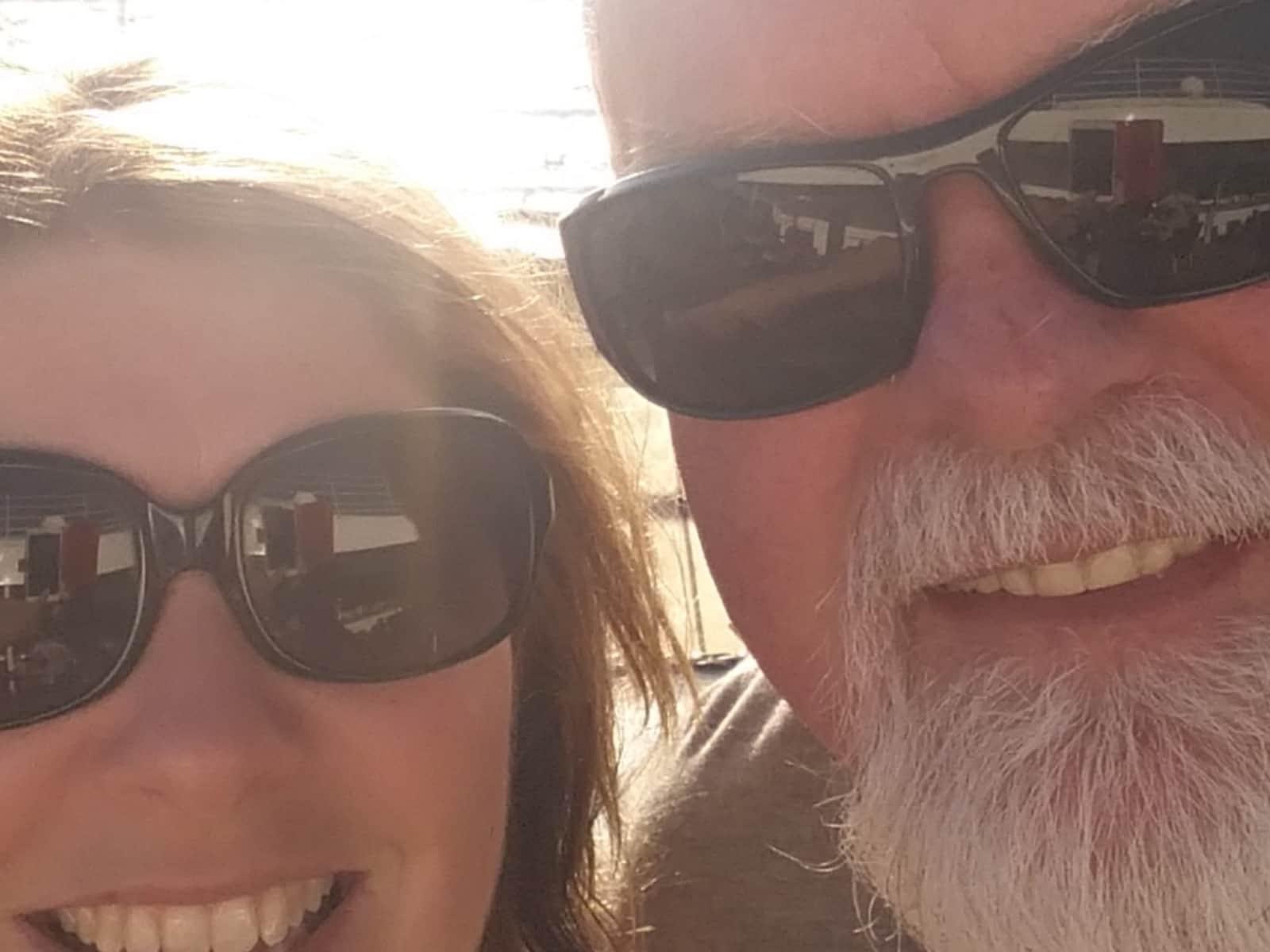 Wendy & Trevor from Gold Coast, Queensland, Australia