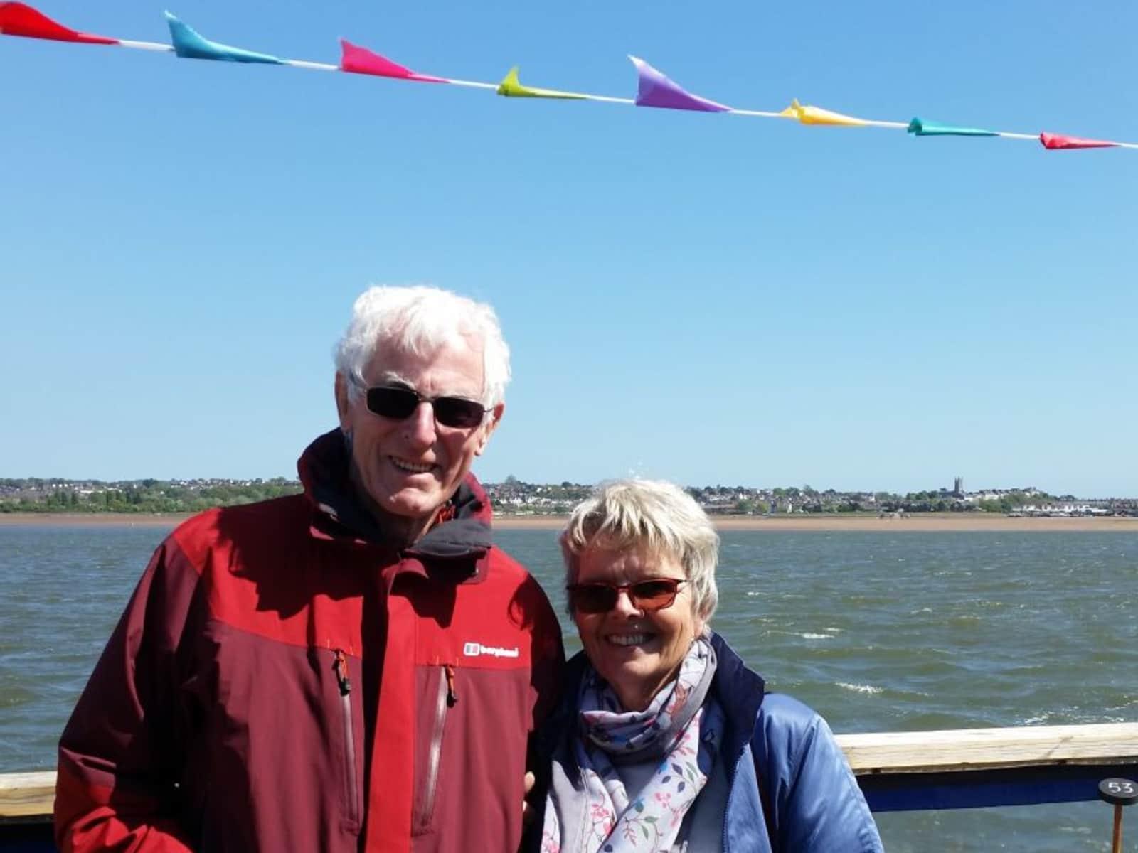 Anne & David from Norwich, United Kingdom