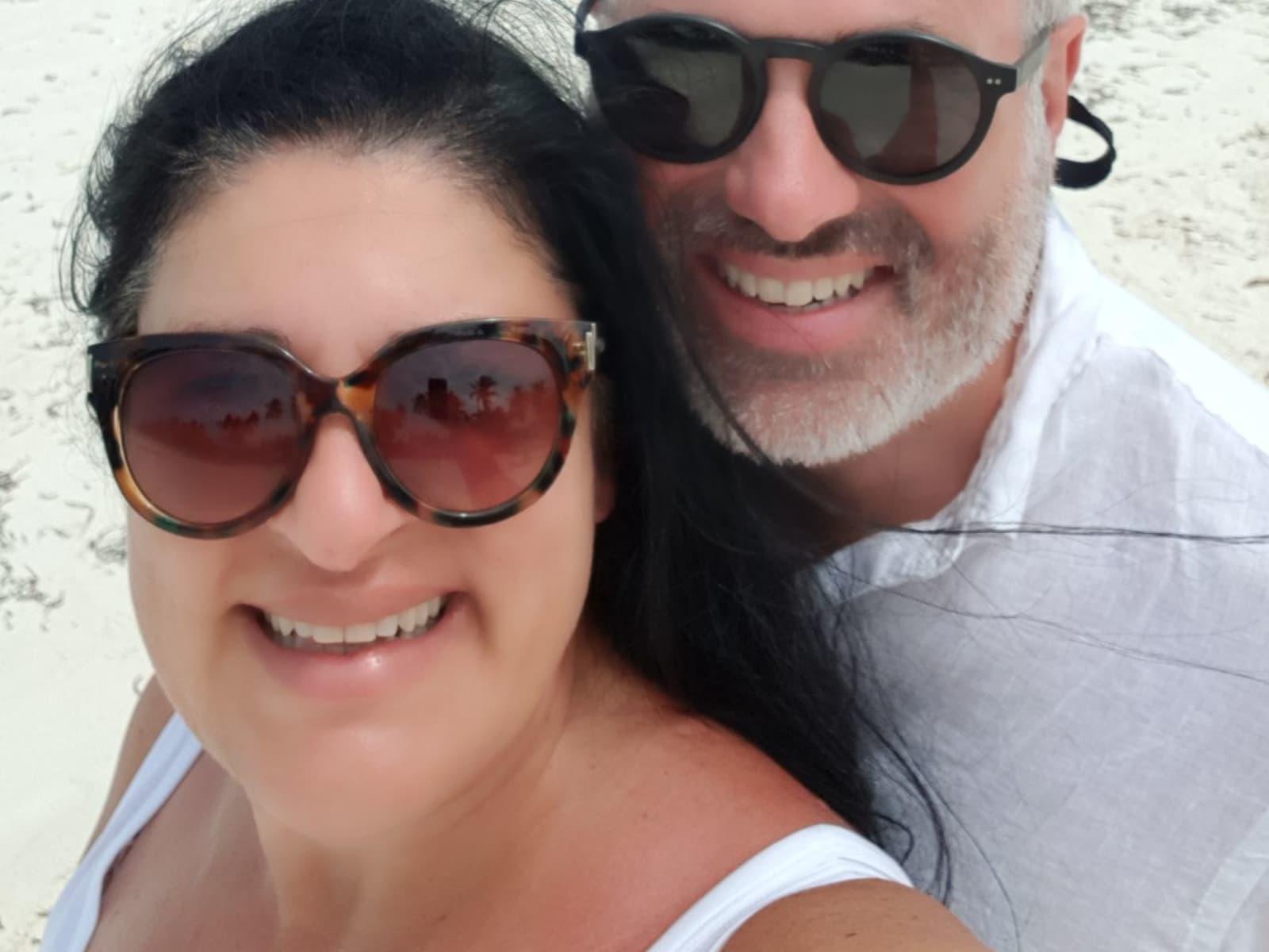 Gina & Andrew from Melbourne, Victoria, Australia