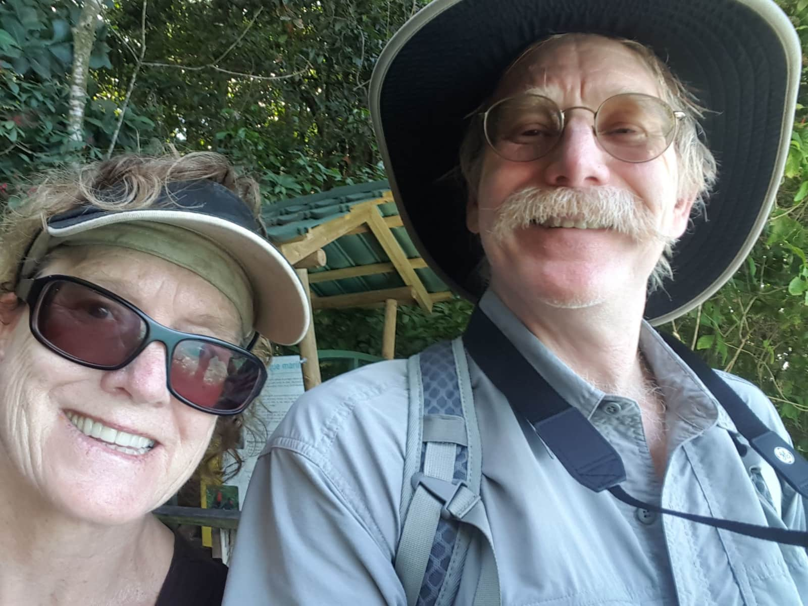 Terre & Steve from Oakland, California, United States