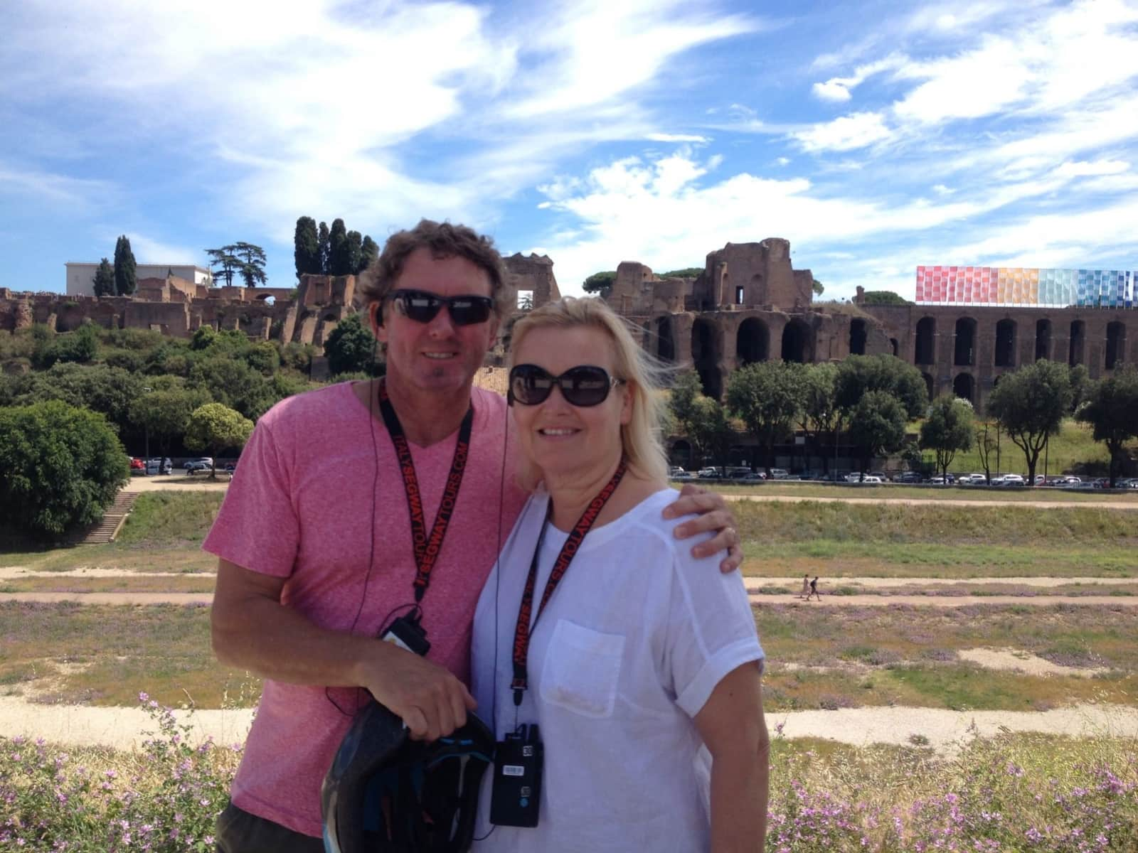 Stephen & Loraine from Liverpool, United Kingdom