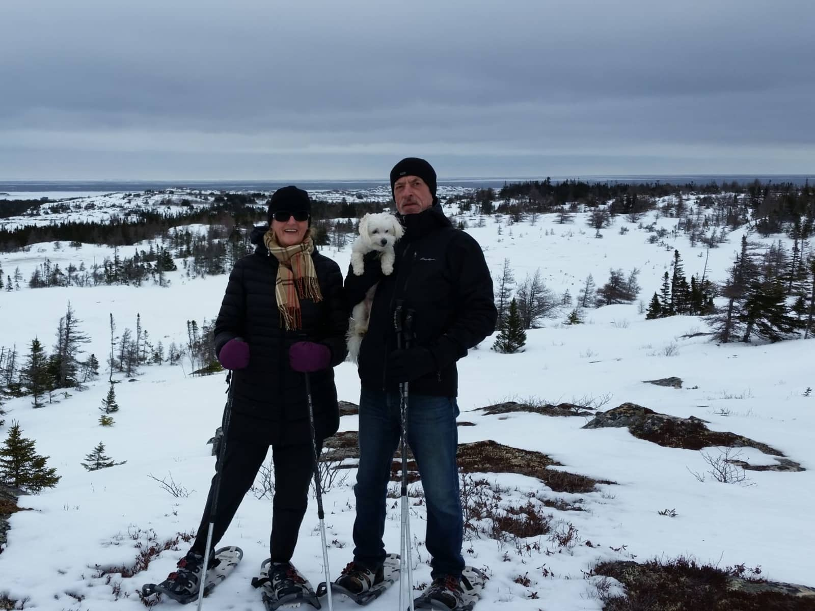 Bryan & Kathleen from St. John's, Newfoundland and Labrador, Canada