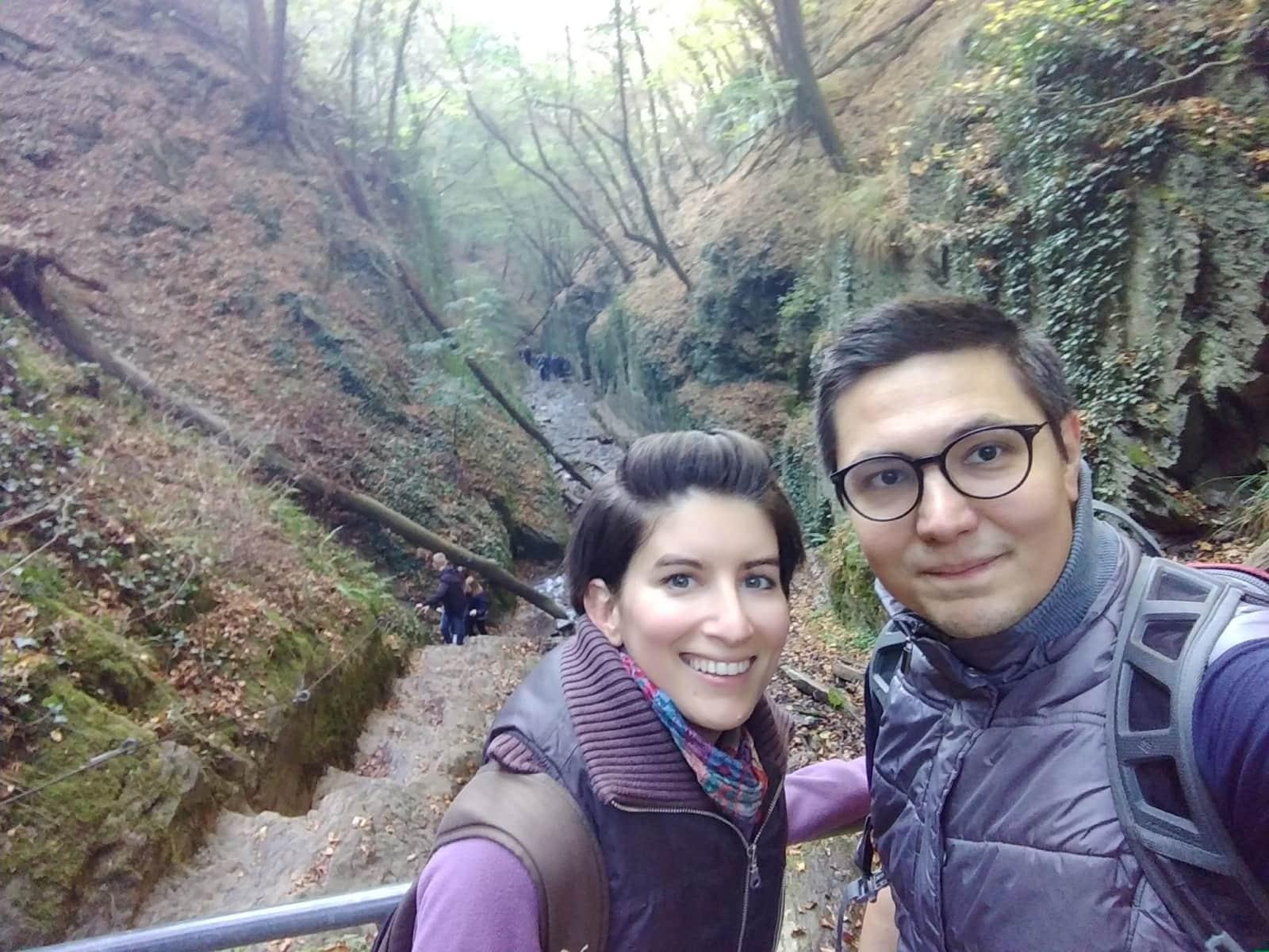 Mirona & Valentin from Wiesbaden, Germany