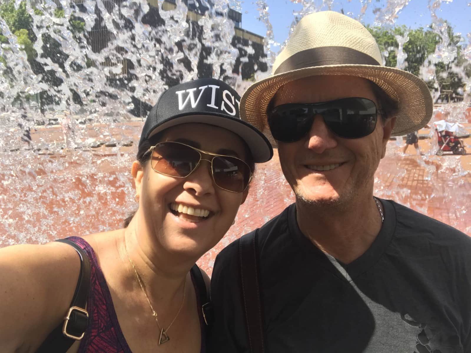 Sergio & Valeria from Almada, Portugal