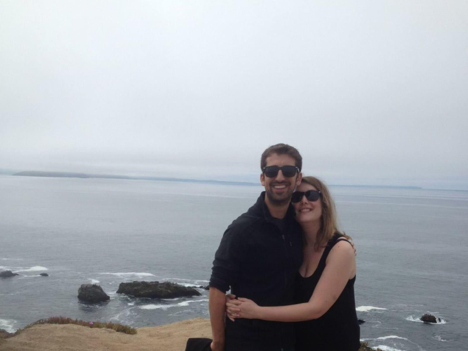 Maia & Jonathan from Cleveland, Ohio, United States