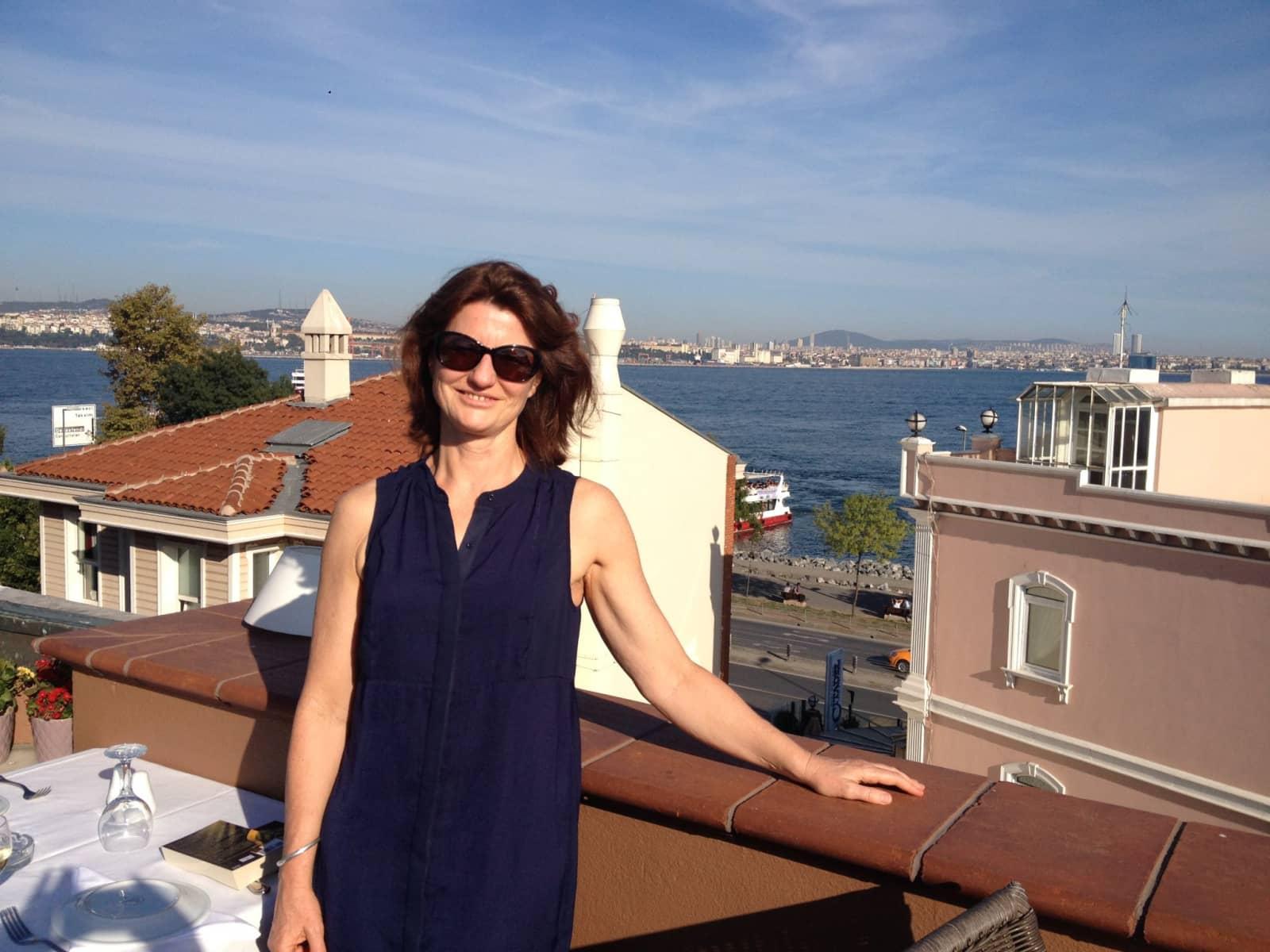 Patricia from Doha, Qatar