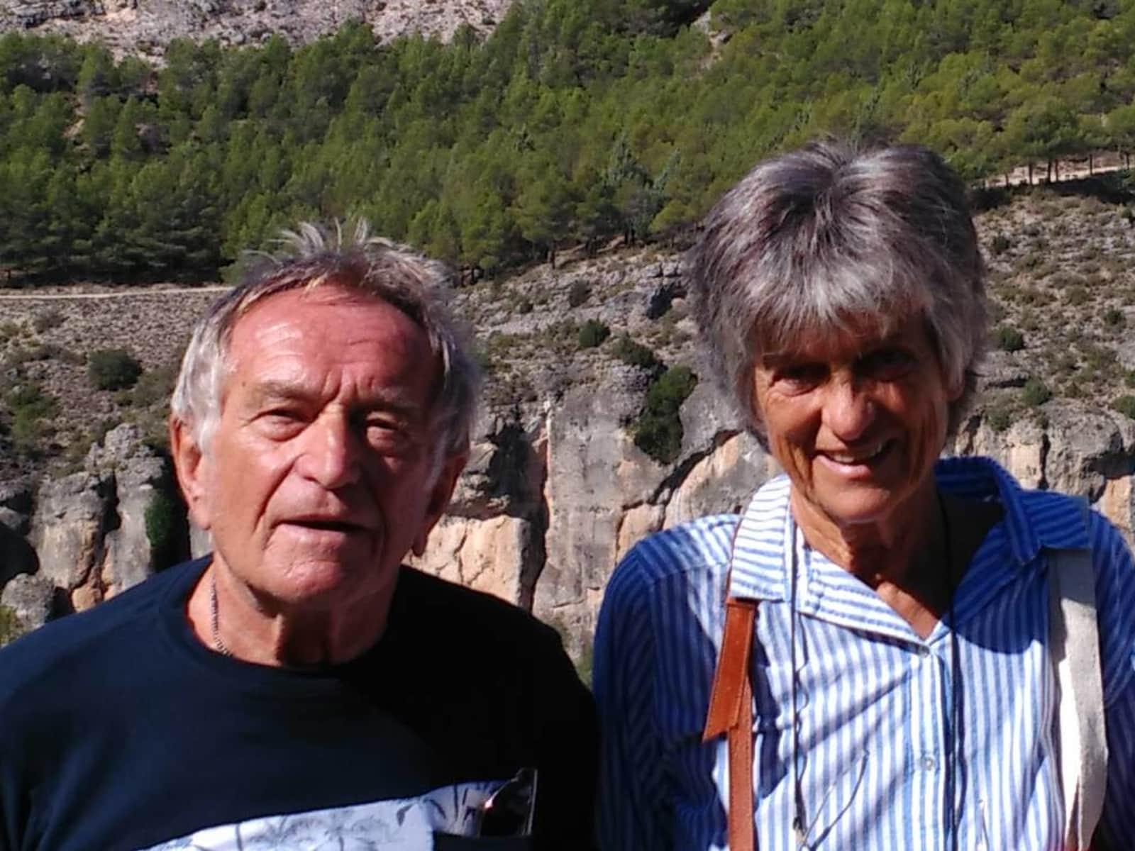 Ursula & Erwin from Biebesheim, Germany