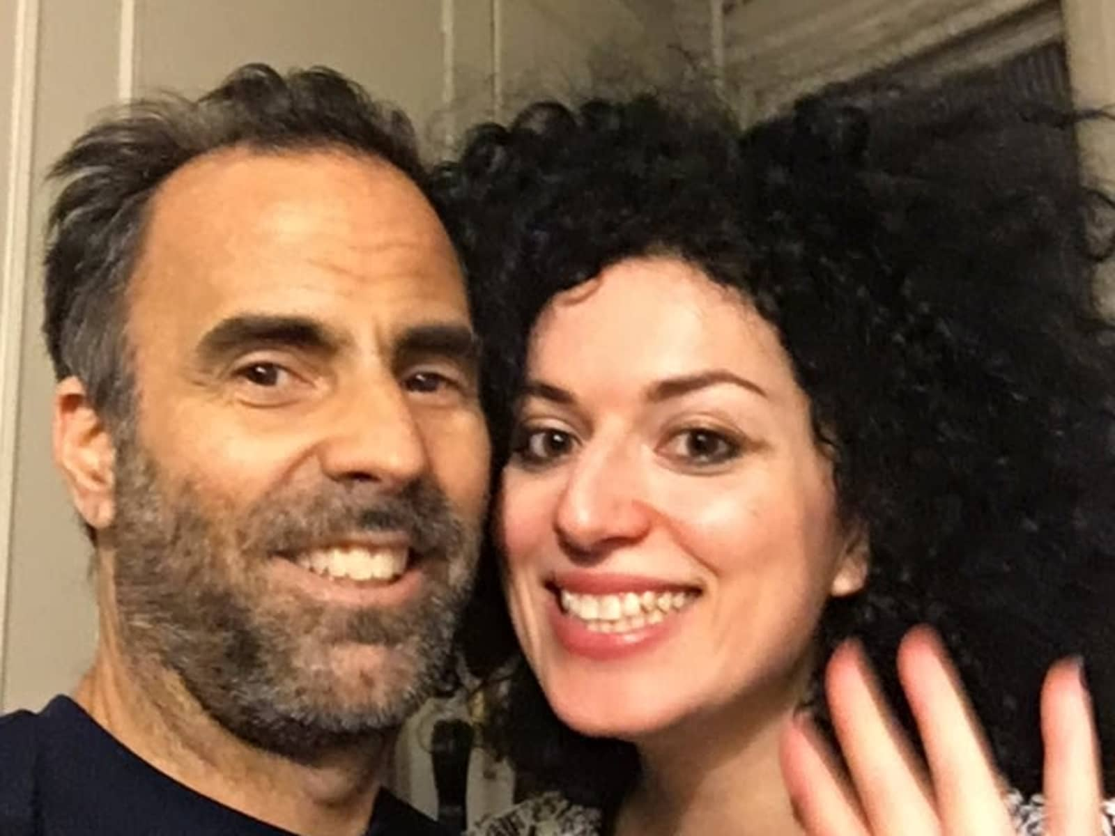 David & Nevena from New York City, New York, United States