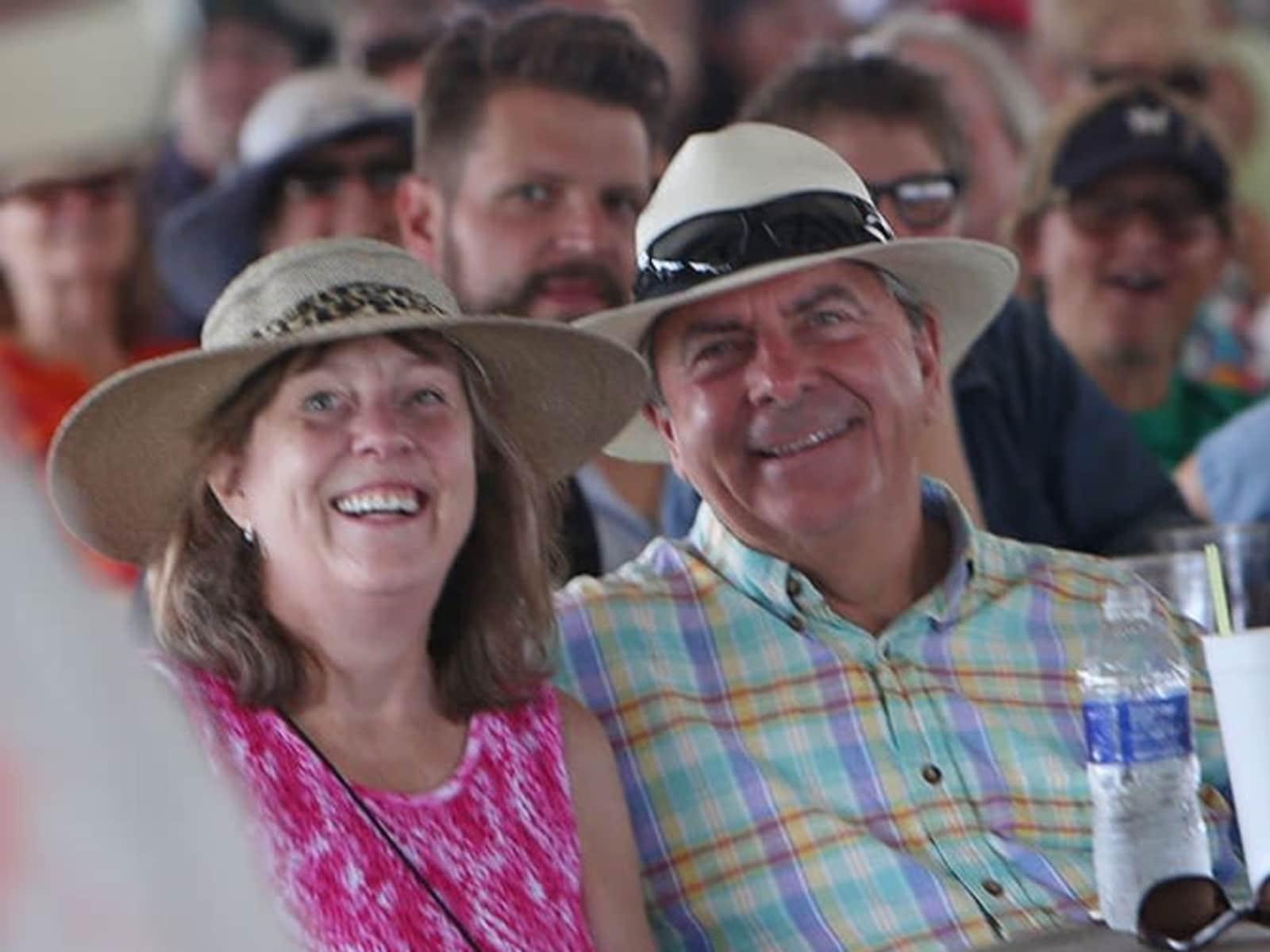 Daniel & Nona from Sarasota, Florida, United States