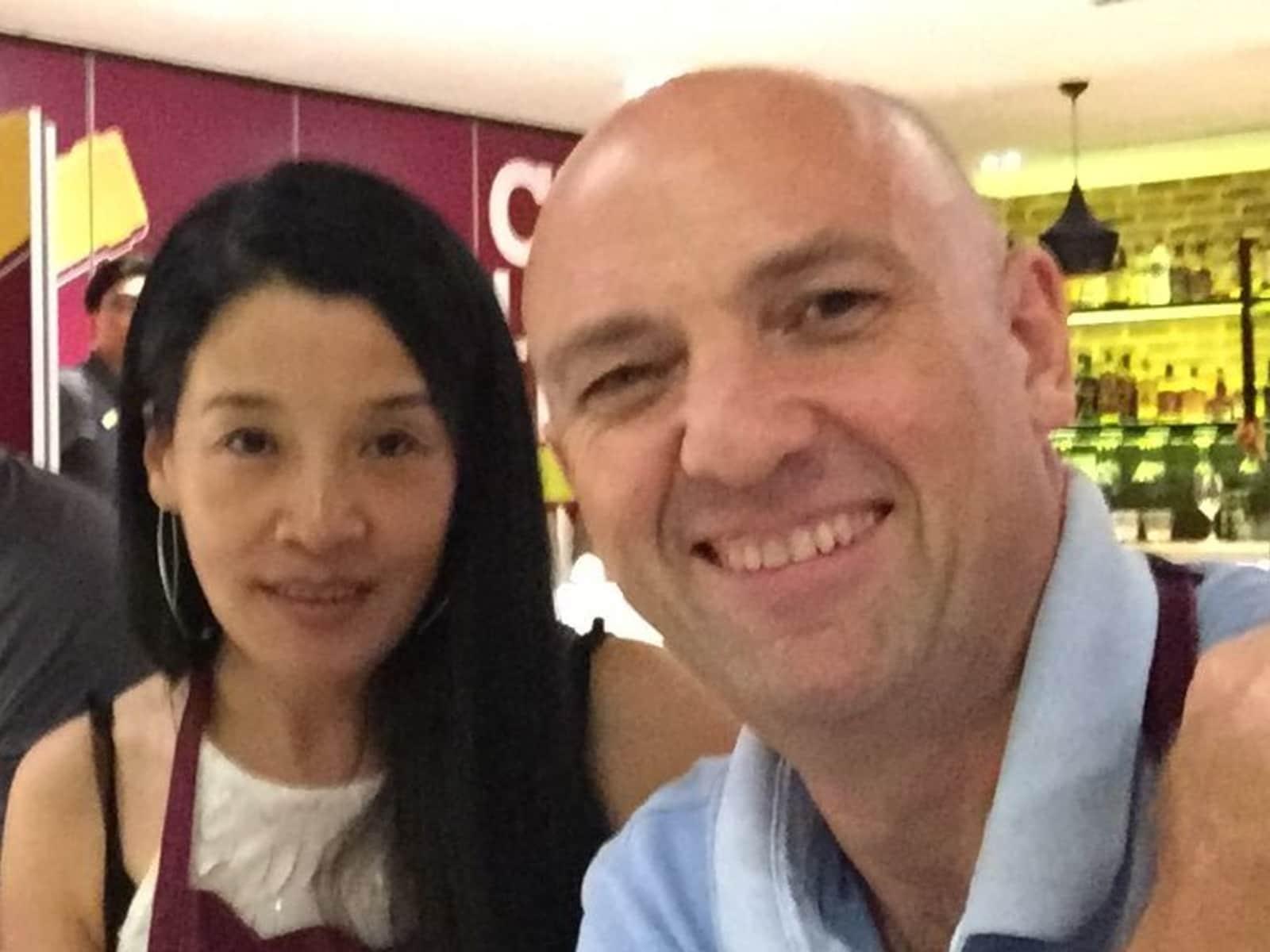 John & Mei from Chatswood, New South Wales, Australia