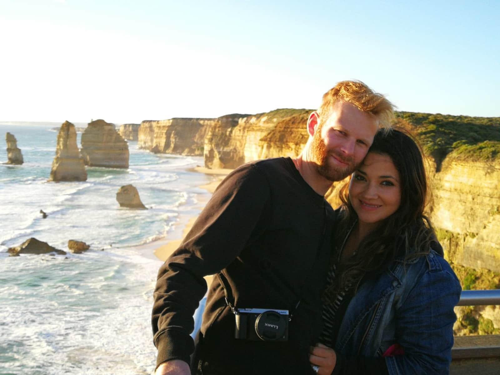 Javiera & Samuel from Frankston, Victoria, Australia