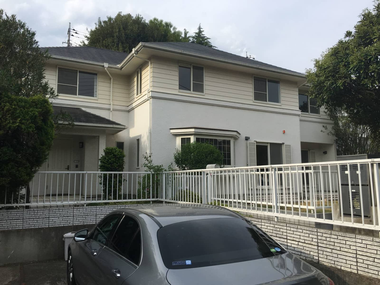 Housesitting assignment in Den'en-chōfu, Japan