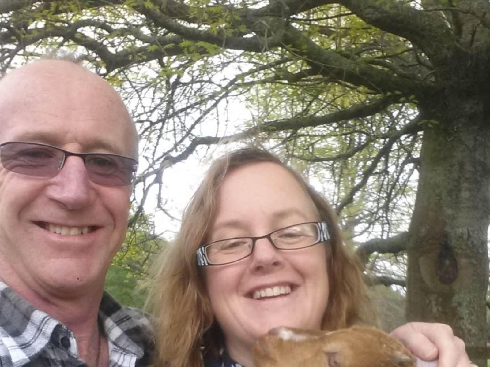 Alison & Graham from Tauranga, New Zealand