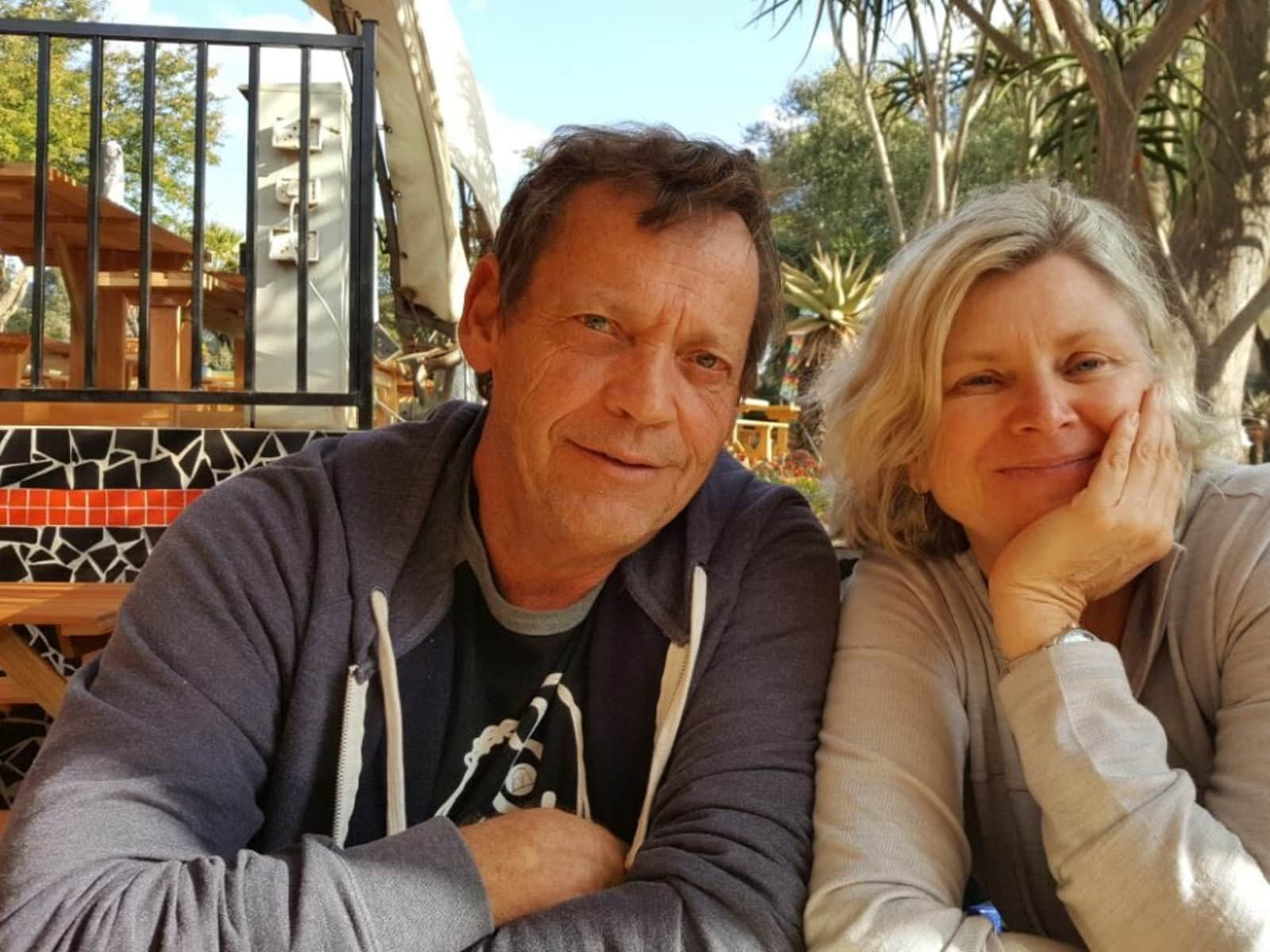 Meg & Martin from Auckland, New Zealand