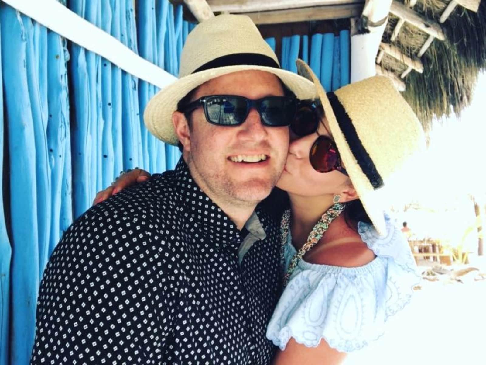Matt & Susana from San Diego, California, United States