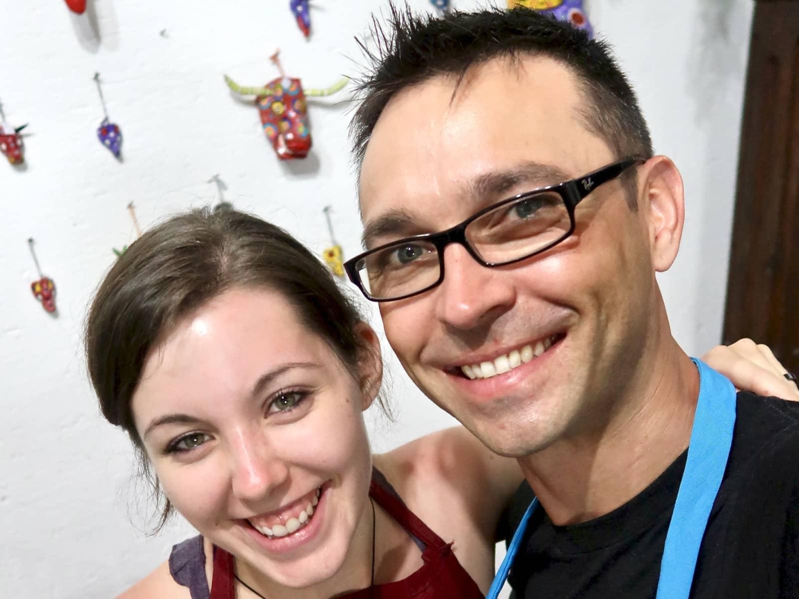 Jason & Brittany from Charlotte, Michigan, United States