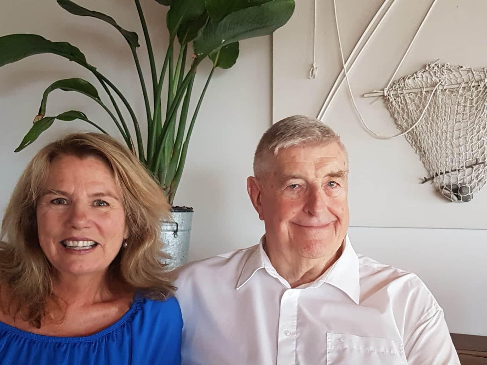 Jenn & John from Palm Beach, New South Wales, Australia