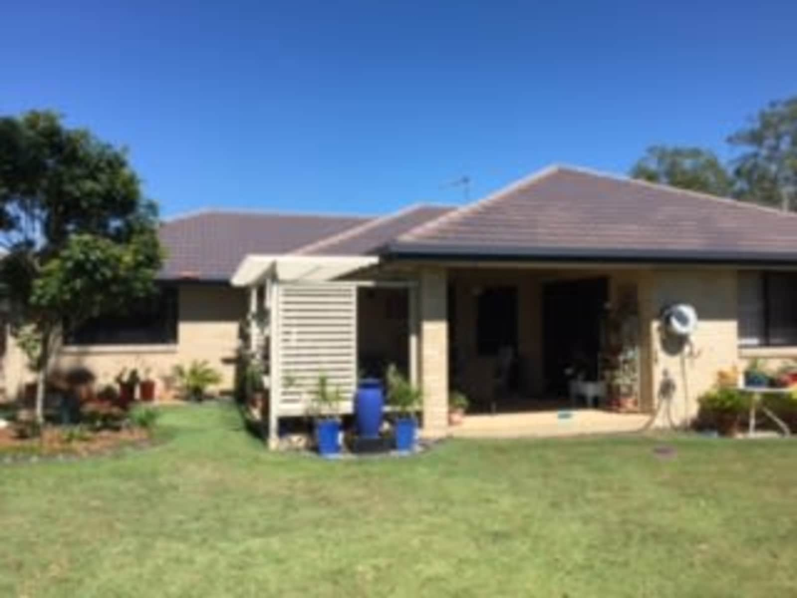 Housesitting assignment in Wynnum West, Queensland, Australia