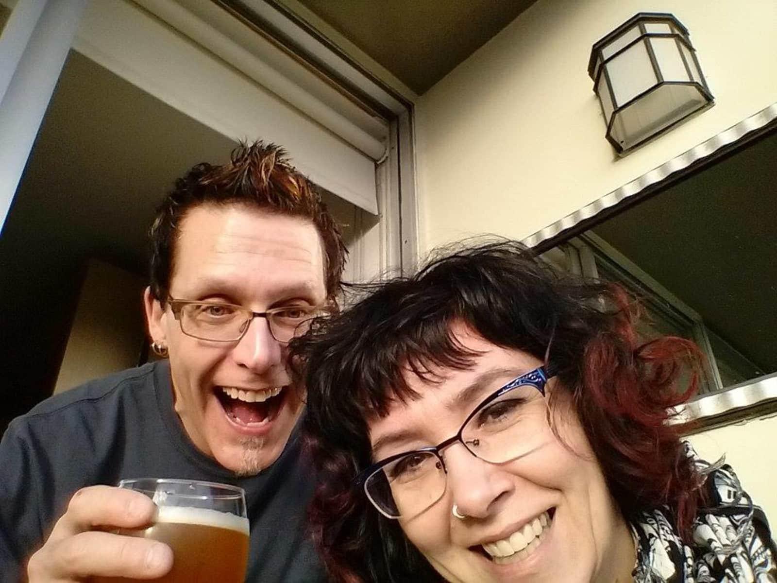 Nancy & Cam from Saskatoon, Saskatchewan, Canada