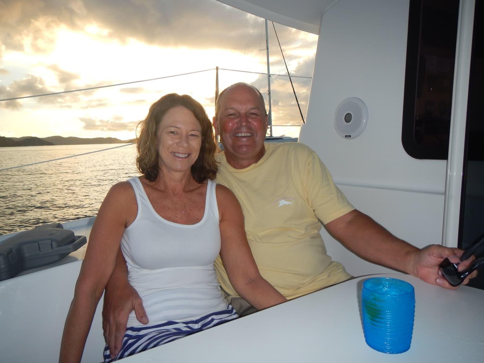 Brian & Delora from Columbia, Missouri, United States
