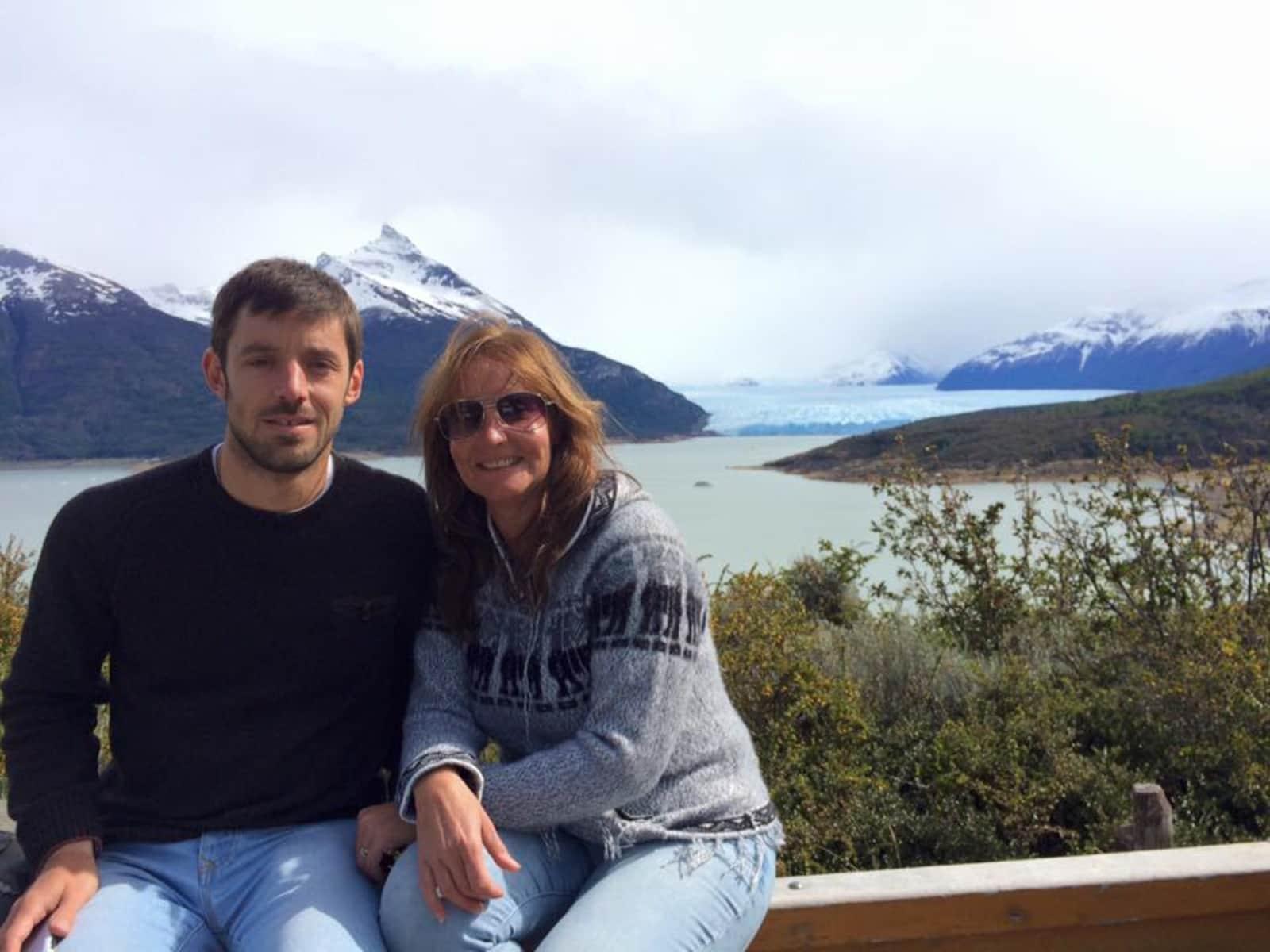 Steve & Vanessa from Harrogate, United Kingdom