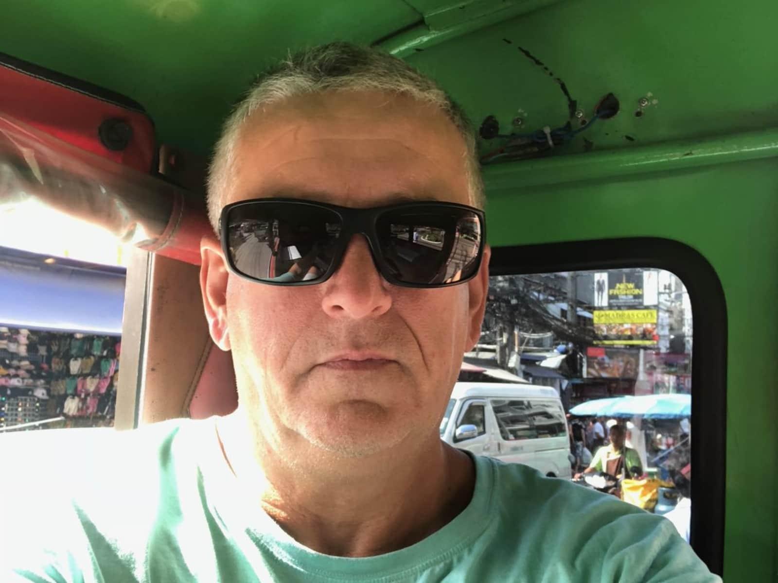 John from Mount Maunganui, New Zealand
