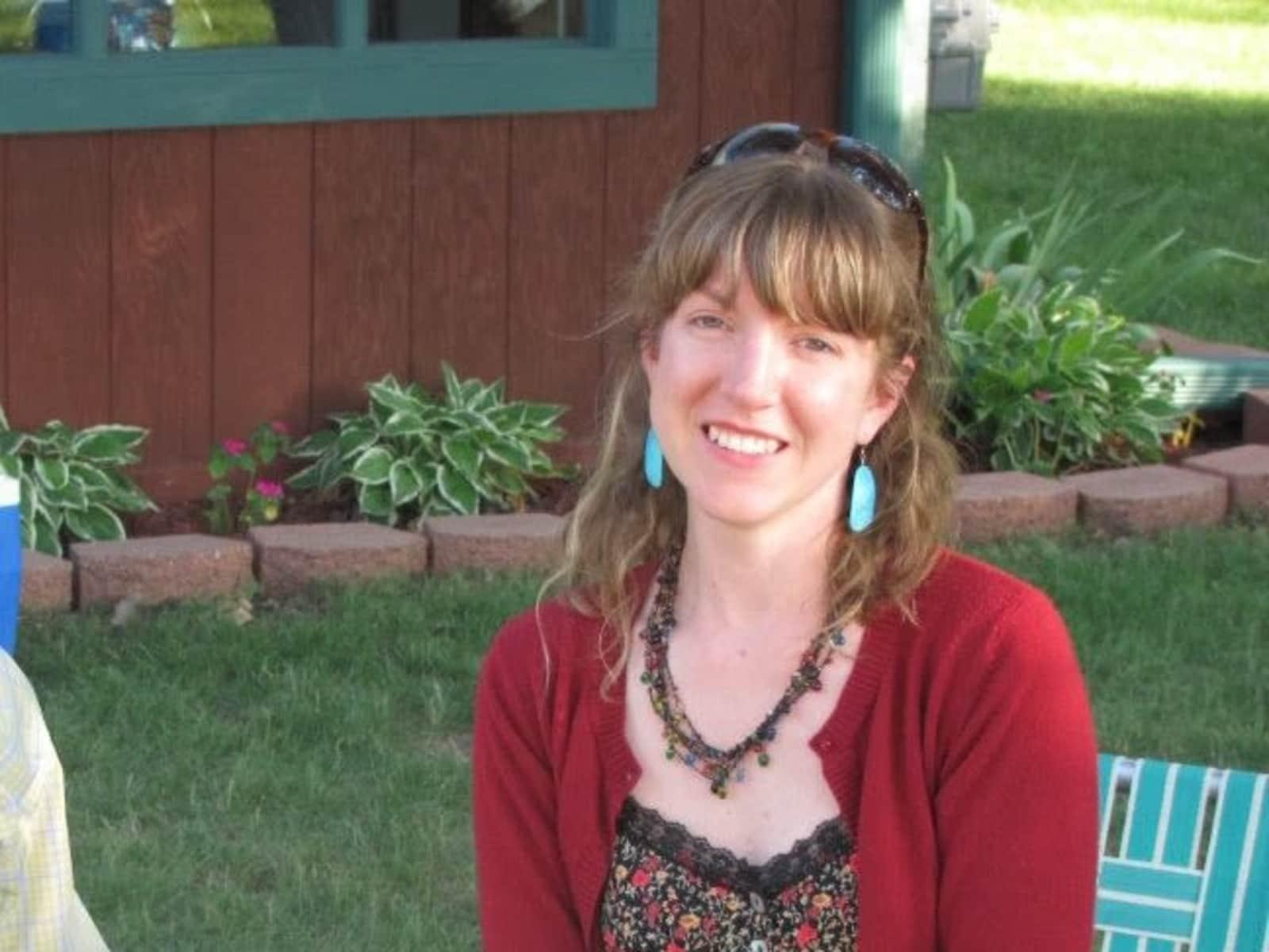 Alanna from Amador City, California, United States