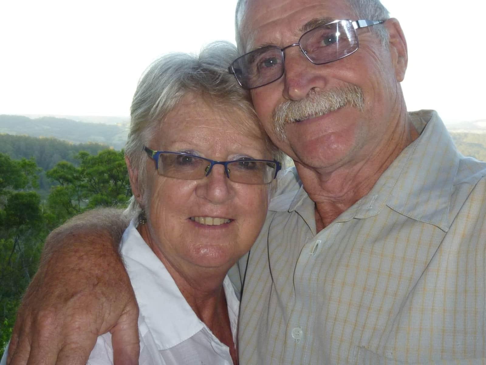 Lyn & John from Bli Bli, Queensland, Australia