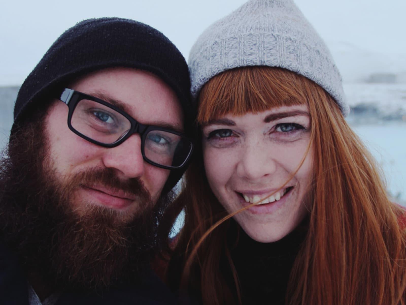 Amy & Tristan from London, United Kingdom