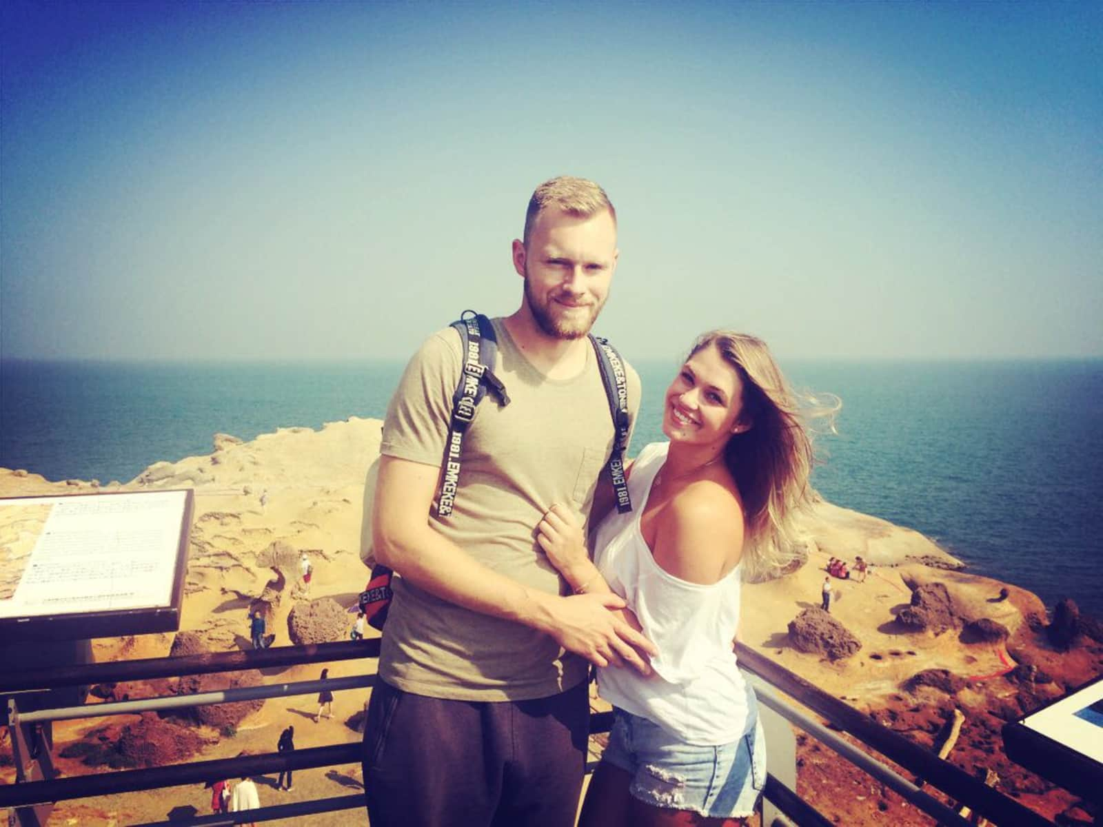 Steffen & Theresa from Erfurt, Germany
