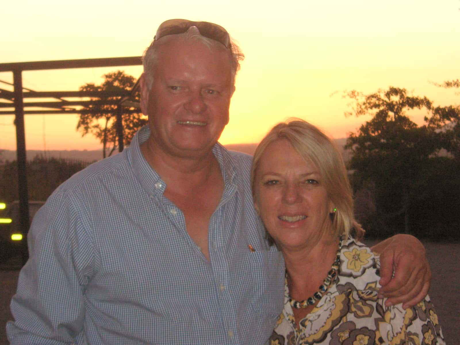 Gerard & Judy from Cape Town, South Africa