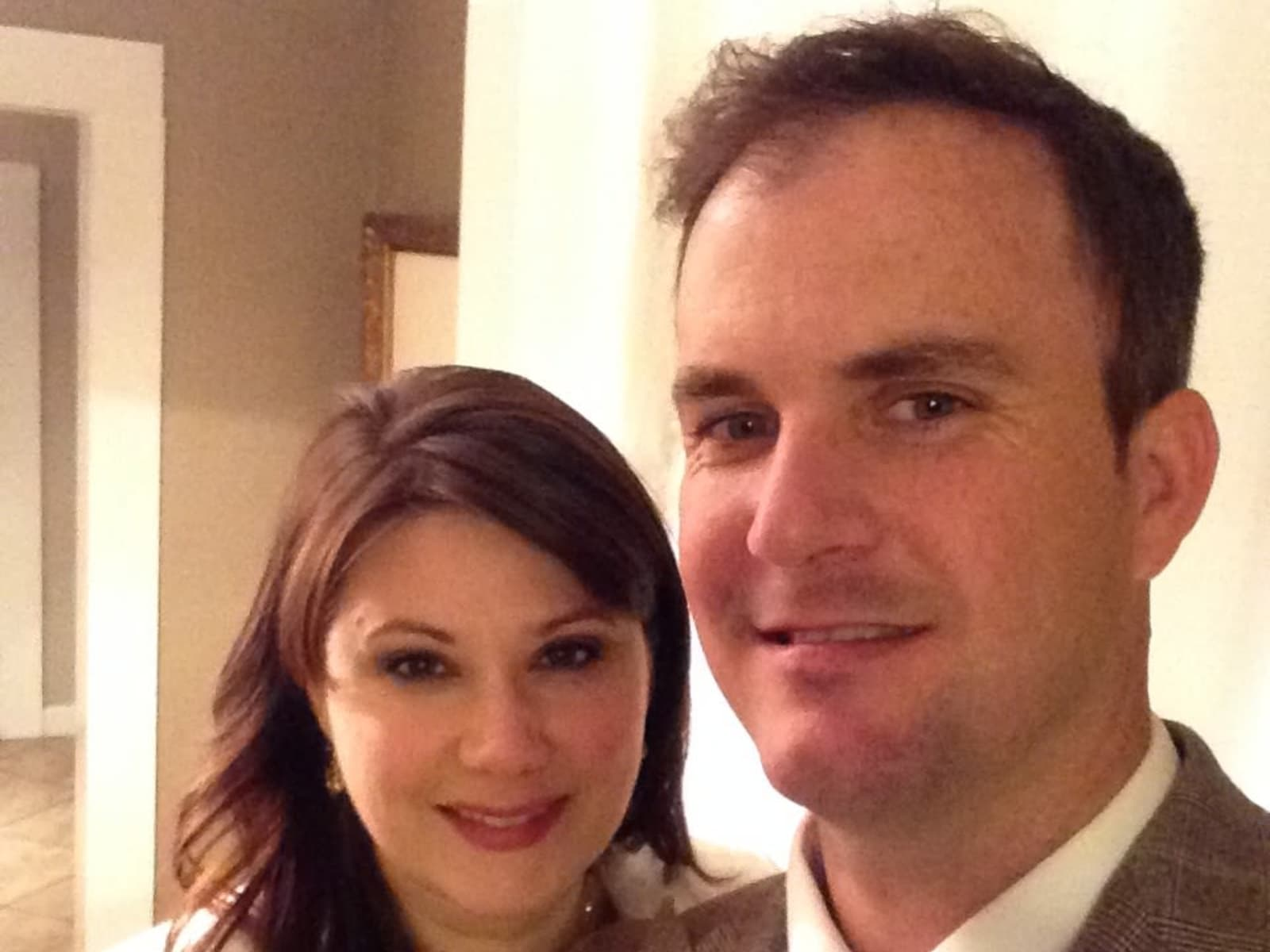 Jennifer & Andrew from Fayetteville, Arkansas, United States