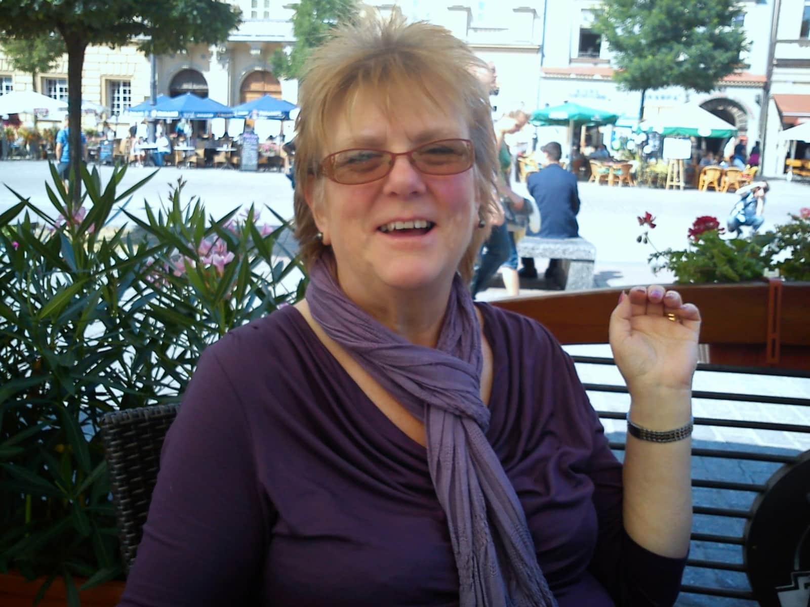 Jen from Dunedin, New Zealand