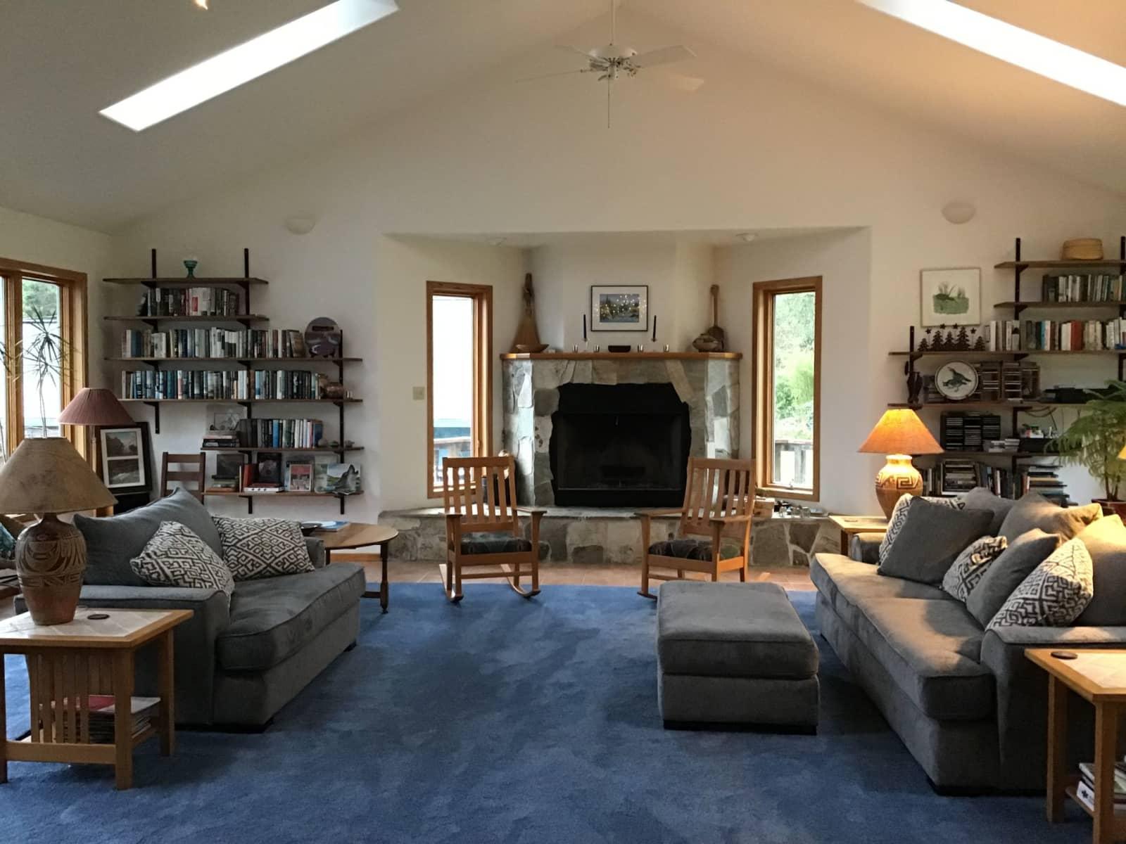 Housesitting assignment in Eugene, Oregon, United States