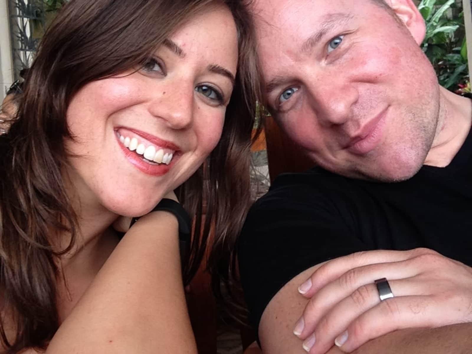 Rosemary & John from Vancouver, Washington, United States
