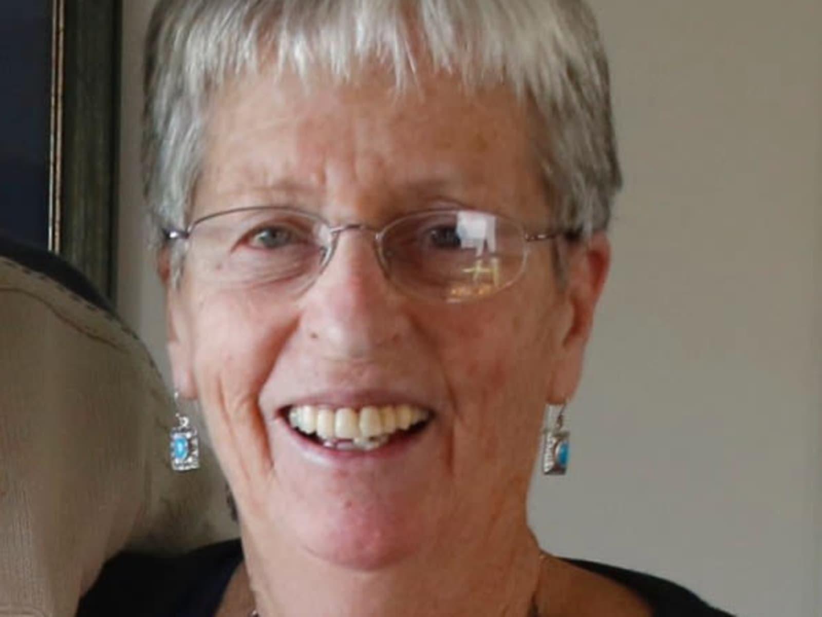 Beverly from Dunedin, New Zealand