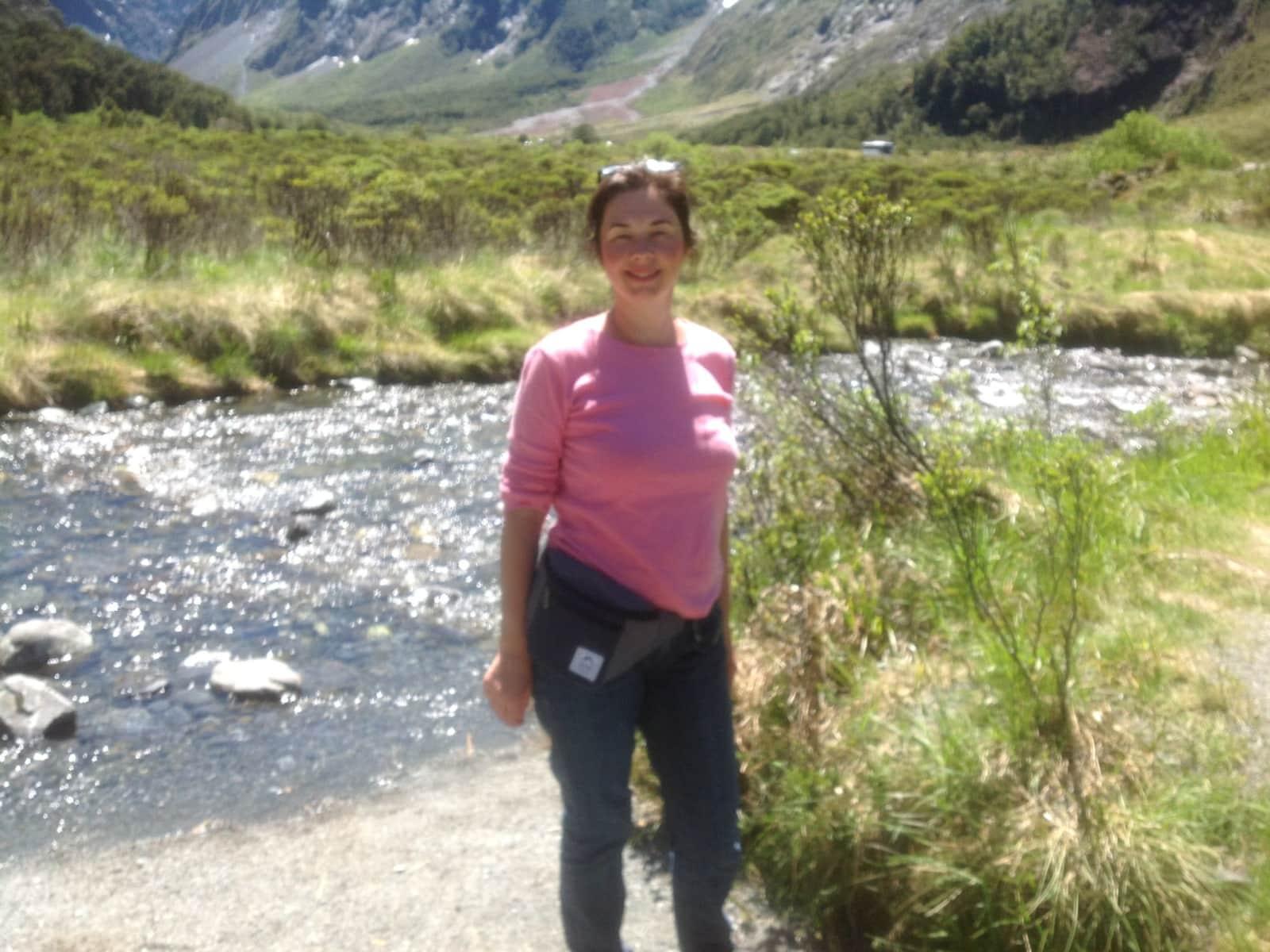 Louise from Banbury, United Kingdom