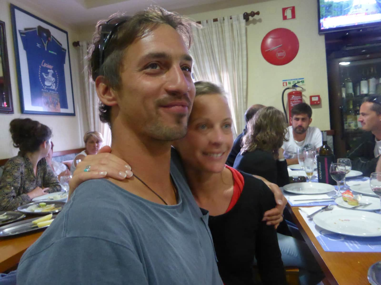 Emily & Peter from Christchurch, New Zealand