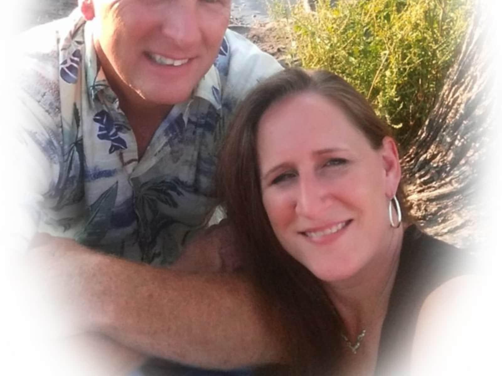 Lauren & Rick from Kalamazoo, Michigan, United States