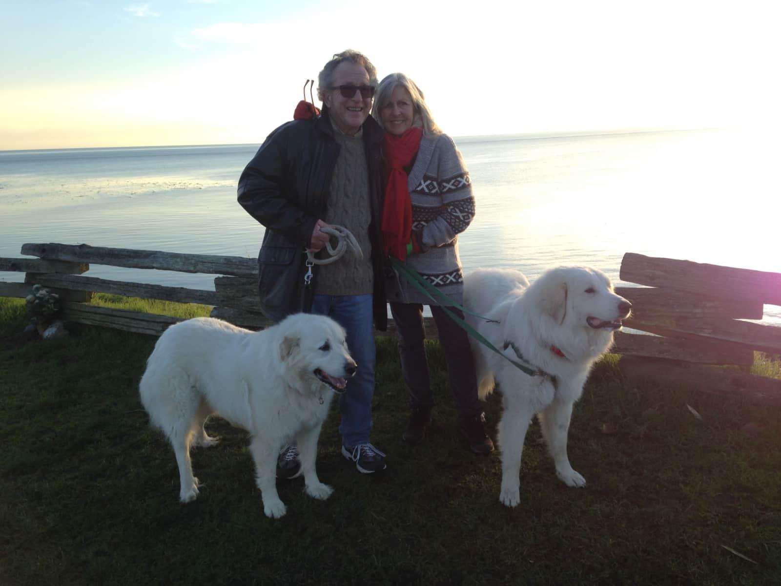 Paul & Valerie from Ladysmith, British Columbia, Canada