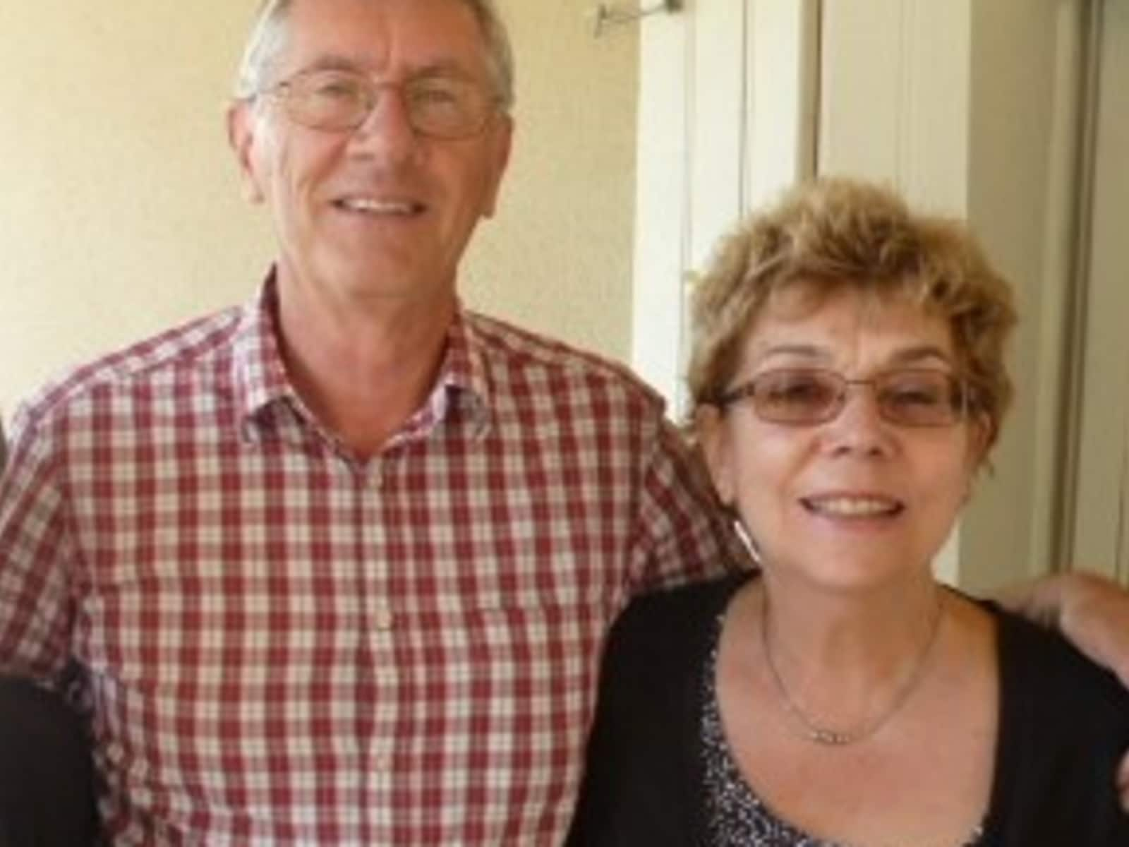 Tony & Margaret from Kenilworth, United Kingdom