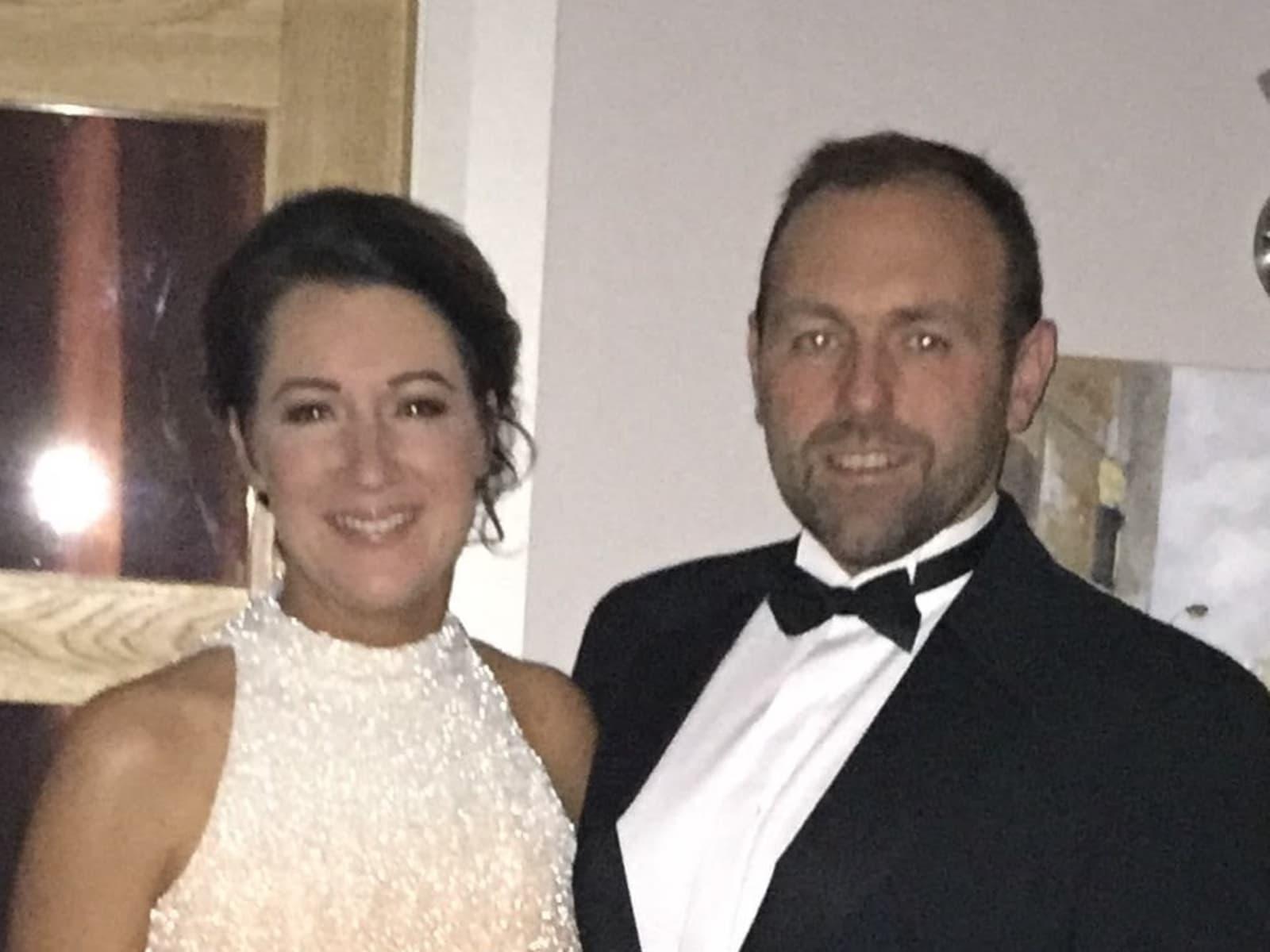 Andrew & Hazel from Ramelton, Ireland
