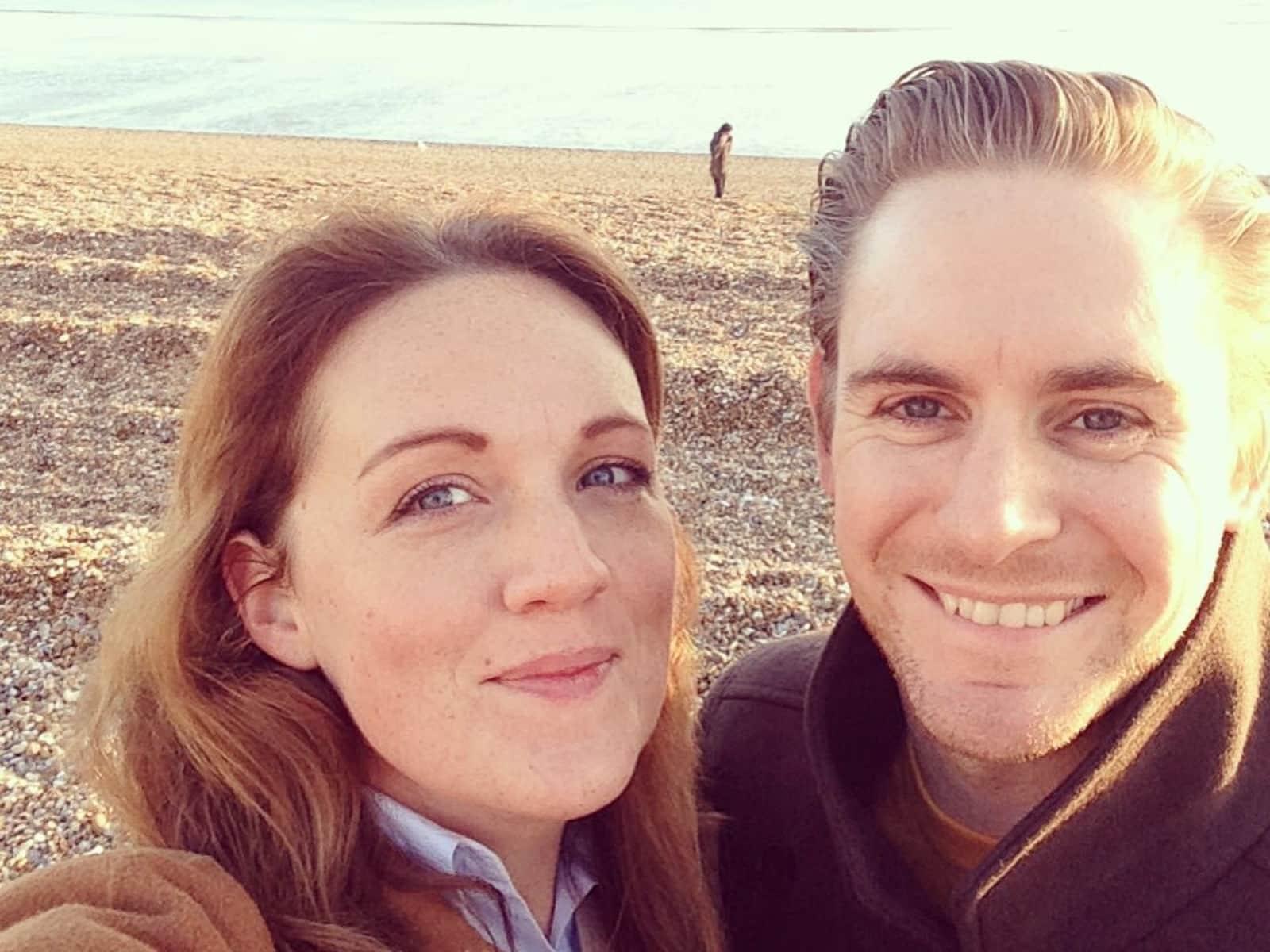 Hannah & Chris from Walthamstow, United Kingdom