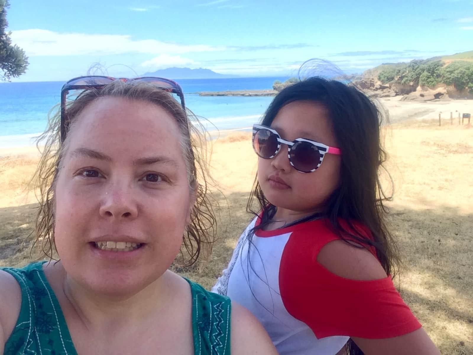 Naomi from Seward, Alaska, United States